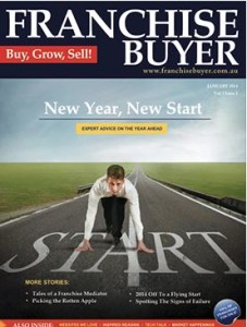 Franchise Buyer Cover Jan 14