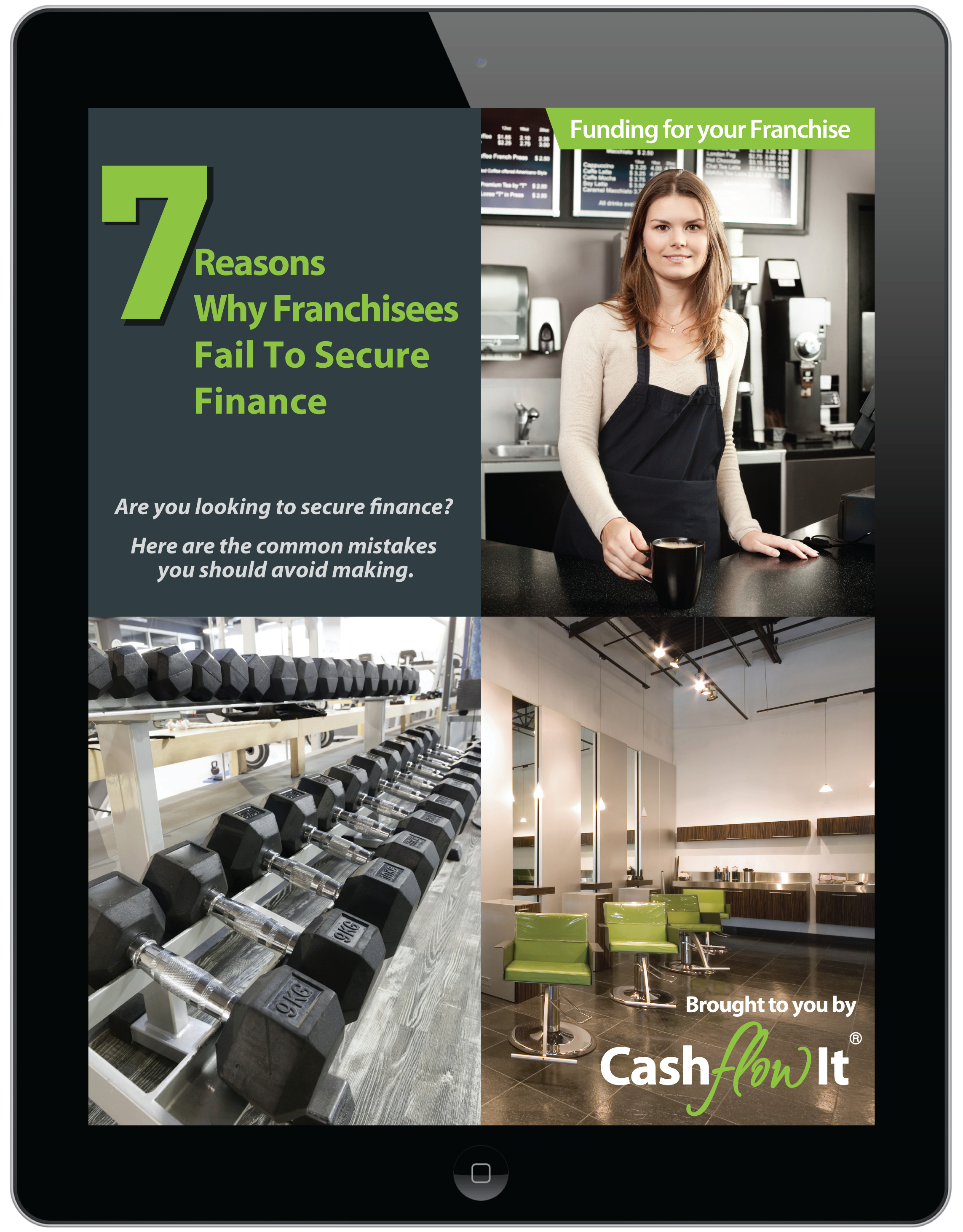 Transparent Franchisee eBook (new)